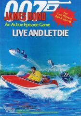 James Bond 007 You Only Live Twice Action Episode Game 2-Player Victory Games, Inc.