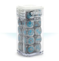 Loyalist Titan Legions Dice Set