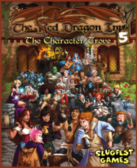 Red Dragon Inn 5 The Character Trove