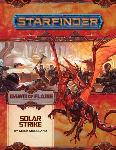 Starfinder Adventure Path #17 - Solar Strike 7217