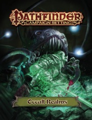 Pathfinder Campaign Setting: Occult Realms