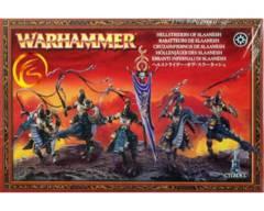 Warhammer Chaos Warriors: Hellstriders of Slaanesh