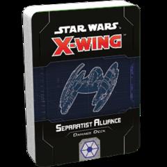 X-Wing Second Edition: Separatist Alliance Damage Deck