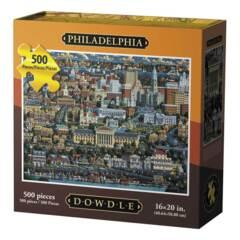 500pc - Philadelphia