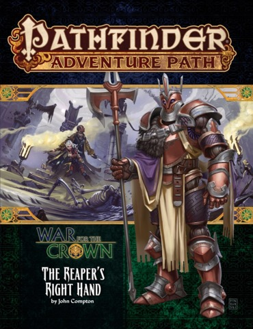 Pathfinder Adventure Path 131 - War for the Crown - The Reaper's Right Hand