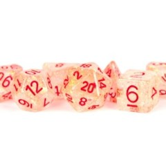 16mm Flash Dice: Red
