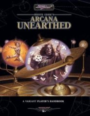 Sword & Sorcery: Arcana Unearthed (d20) HC
