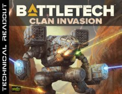 Battletech - Technical Readout - Clan Invasion 35136