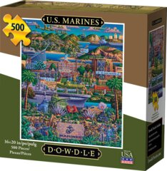 500pc - U.S. Marines