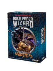 Rock Paper Wizard - Fistful of Monsters Expansion