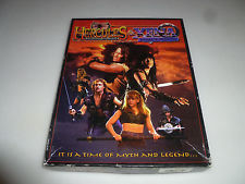 Hercules & Xena Roleplaying Game Boxed Set