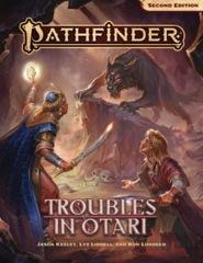 Pathfinder 2E Adventure - Troubles in Otari 9558