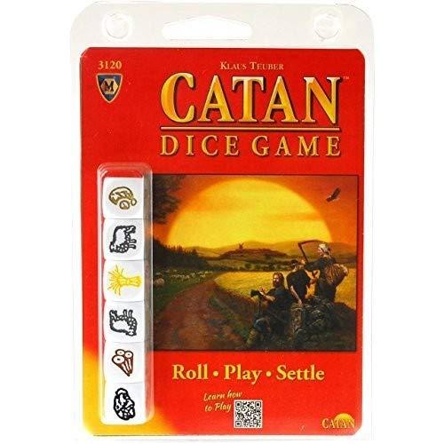 CN3120 - Catan: Dice Game