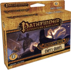 Pathfinder Adventure Card Game: Mummy's Mask - Empty Graves