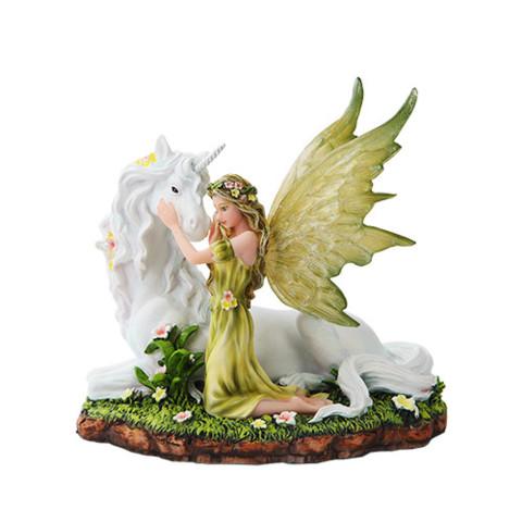 10269 Fairy /w Unicorn