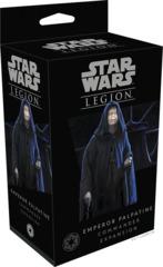 FFG SWL22 - Star Wars: Legion - Emperor Palpatine Commander Expansion