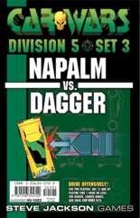 Car Wars - Division 5 Set 3 - Napalm vs. Dagger