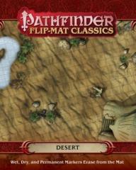 Pathfinder Flip-Mat Classics - Desert