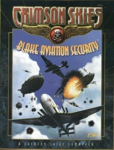 Crimson Skies Blake Aviation Security Campaign (FASA)