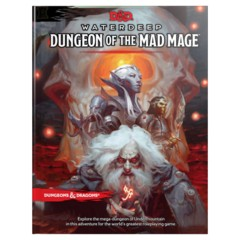 D&D 5E - Waterdeep - Dungeon of the Mad Mage
