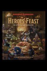 Dungeons & Dragons - Heroes' Feast Cookbook