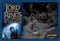 LotR In the Clutches of Shelob Return of the King