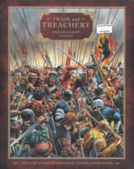 Field of Glory Renaissance Companion 2 - Trade and Treachery - Western Europe 1494-1610