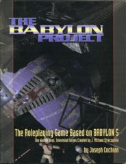 The Babylon Project Roleplaying Game
