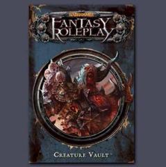 Warhammer Fantasy RPG: Creature Vault