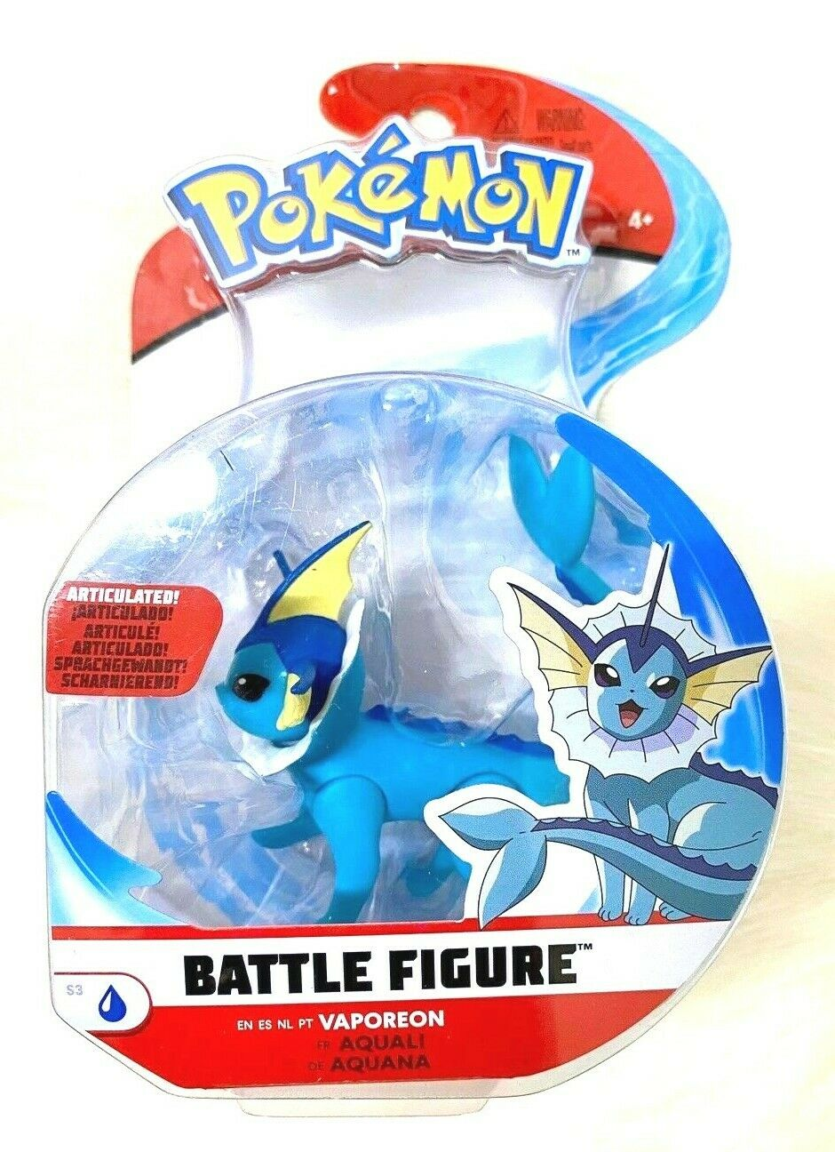 WCT Pokemon Battle Figure - Varoreon