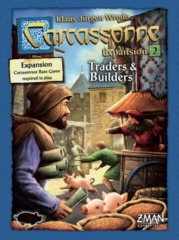Carcassonne Exp 2 - Traders & Builders
