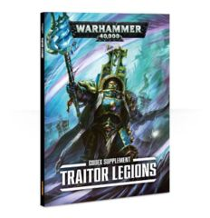 40k Codex: Traitor Legions (old)