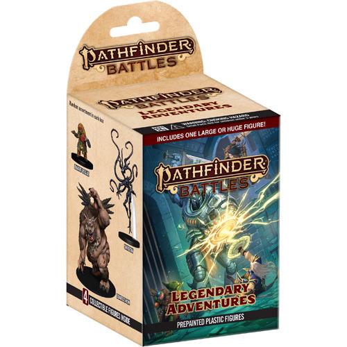 Pathfinder Battles - Legendary Adventures Booster