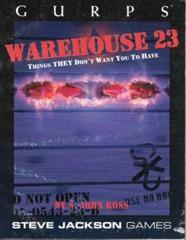 GURPS Warehouse 23