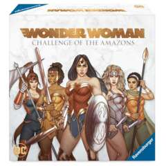 Wonder Woman - Challenge of the Amazons