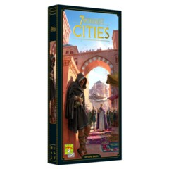 SV04EN - 7 Wonders: Armada (New Edition)