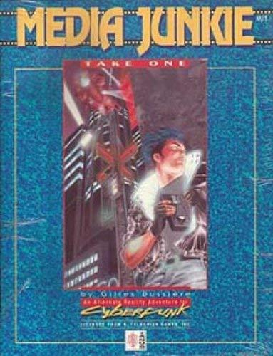 Cyberpunk MJ1 - Media Junkie Take One - 107