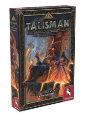 Talsiman (Revised 4th Edition) - The Firelands Expansion
