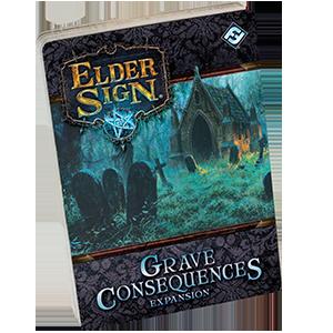 Elder Sign - Grave Consequences