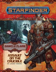 Starfinder Adventure Path 18 - Assault on the Crucible 7218