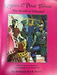 Empire of the Petal Throne - The World of Tekumel (1987) 1000