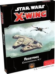 FFG SWZ19 - Star Wars X-Wing (2e) - Resistance Conversion Kit