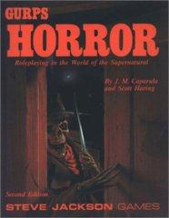 GURPS (1e) - Horror 6004