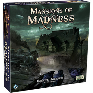 MAD27 - Mansions of Madness: Horrific Journeys
