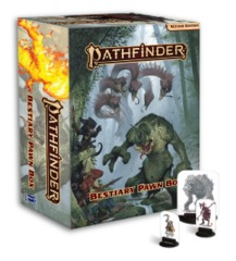 Pathfinder 2E - Bestiary Pawn Box 1036