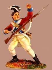 Conte Revolutionary War British Casualty #CCC2 (1 Fig) NIB