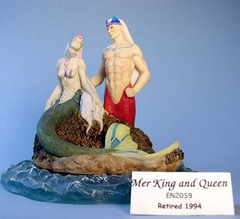 EN 2059 - Olm and Sylphen (Mer King and Queen)