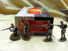 ACW57149 Texas Brigade Firing Set #2