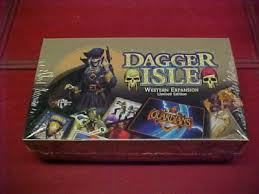 Dagger Isle Western Expansion Guardians Limited Edition Booster Box