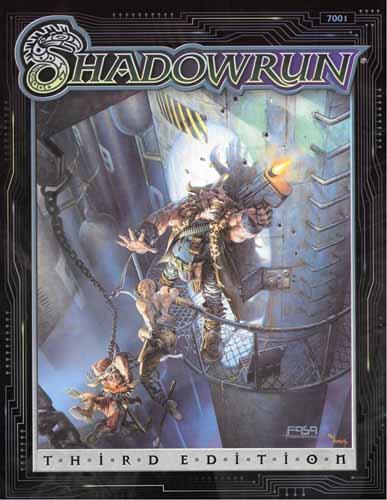 Shadowrun 3rd Edition